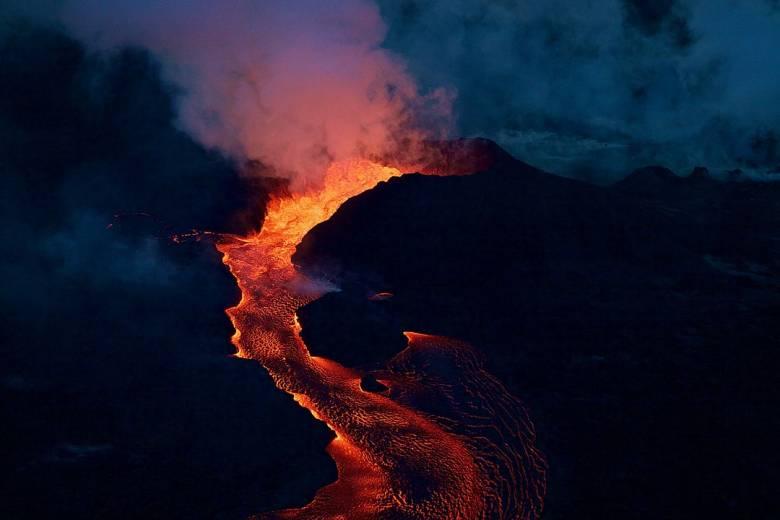 A természet félelmetes látványosságai: a tűzhányók