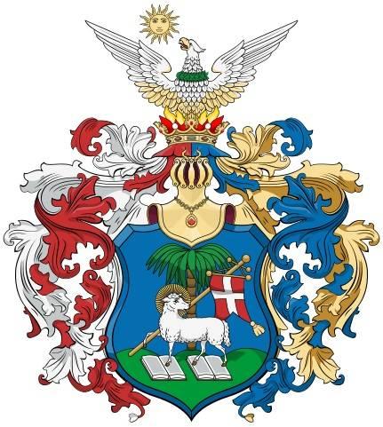 A poraiból megelevenedő főnix Debrecen városának címerében • Forrás: Wikipédia