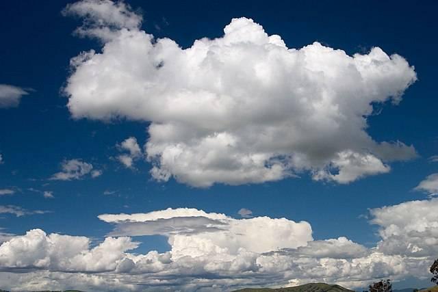 Felhőben járunk