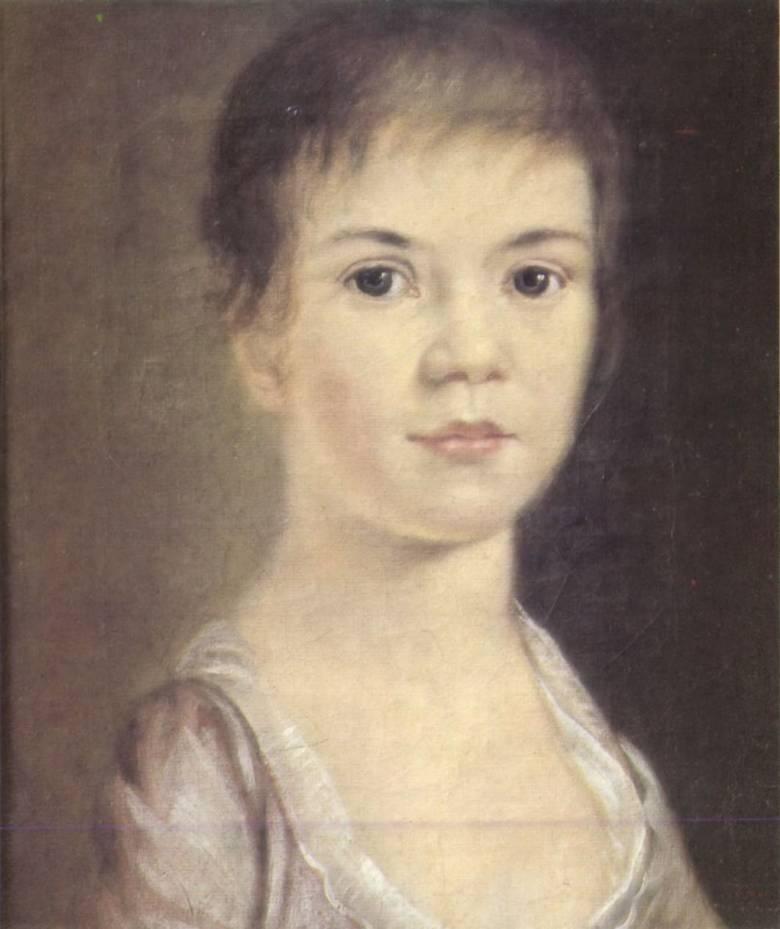 Ámor megszánta éltem kínjait... S bérül ölembe tette le Sophiet... – a költő, nyelvújító Kazinczy Ferenc a sors ajándékának tekintette élete szerelmét (utóbb nyolc gyermekének anyját), Török Zsófiát • Kép forrása: Wikipedia