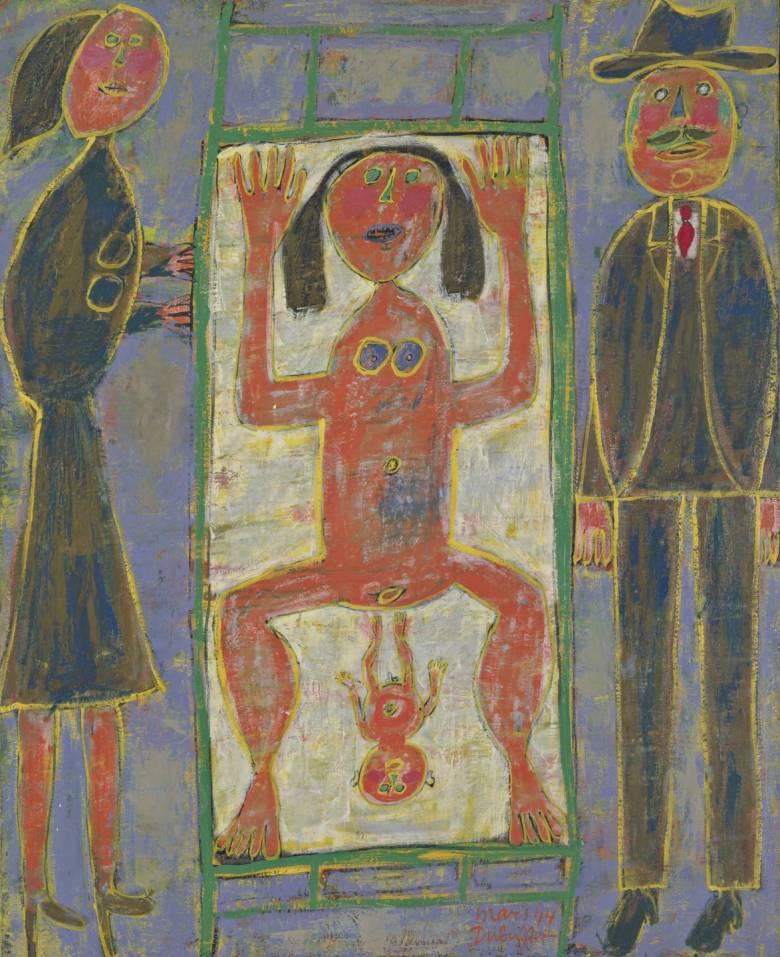 Születés, 1944 • Kép forrása: moma.org