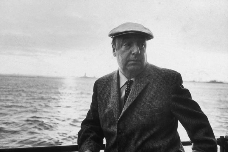 Pablo Neruda. Kép forrása: poetryfoundation.org