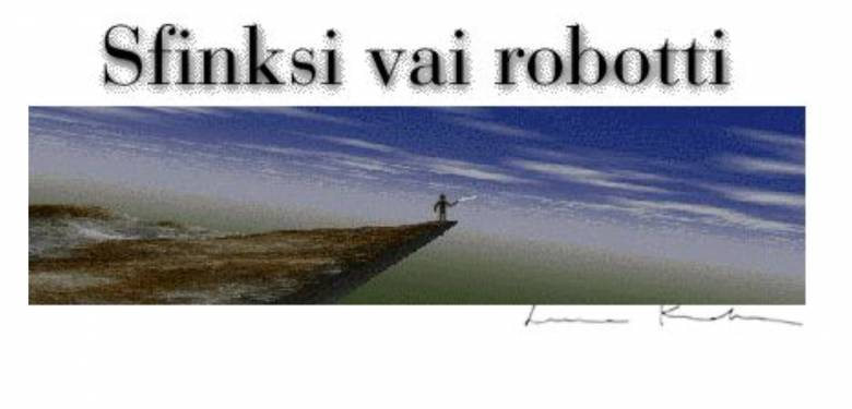 Szfinx vagy robot