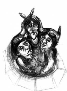 Három kicsi indián