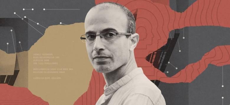 Yuval Noah Harari  •  Kép: Mark Weaver/Wall Street Journal