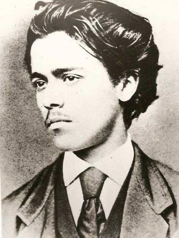 Az ifjú Ion Luca Caragiale