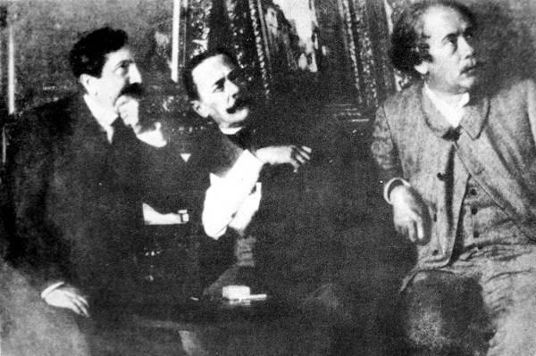 Alexandru Vlahuță, Caragiale és Barbu Ștefănescu Delavreancea