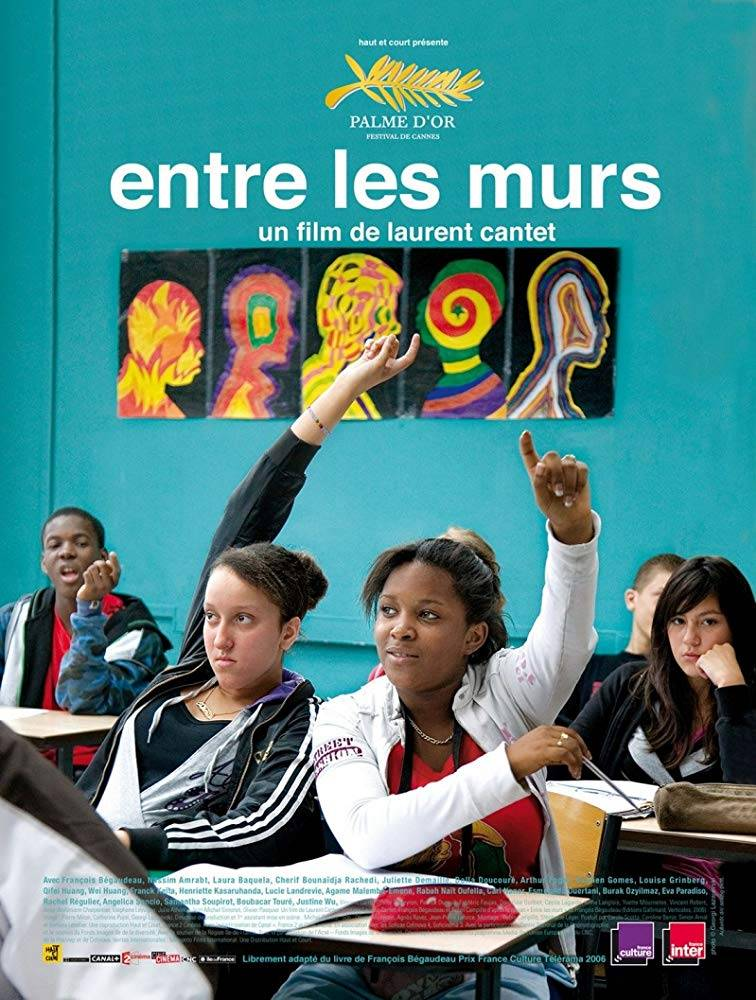 Az osztály / Entre les murs, 2008-as francia filmdráma • Forrás: cinemafrancais-fle.com