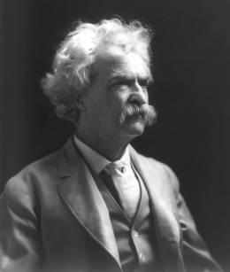 Kalandok és meglepetések Mark Twainnel