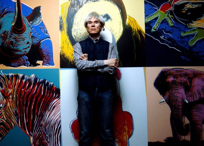 Andy Warhol • forrás:www.independent.co.uk