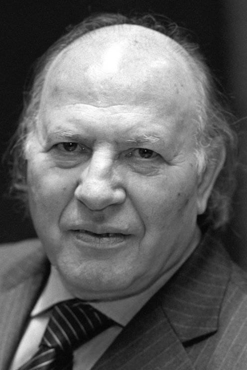 Kertész Imre. Forrás: nobelprize.org
