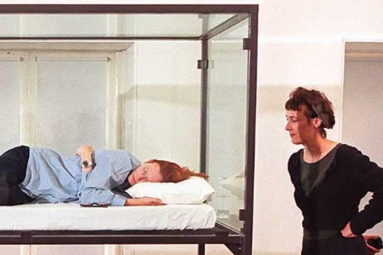 Tilda Swinton: The Maybe • Kép forrása: newrepublic.com