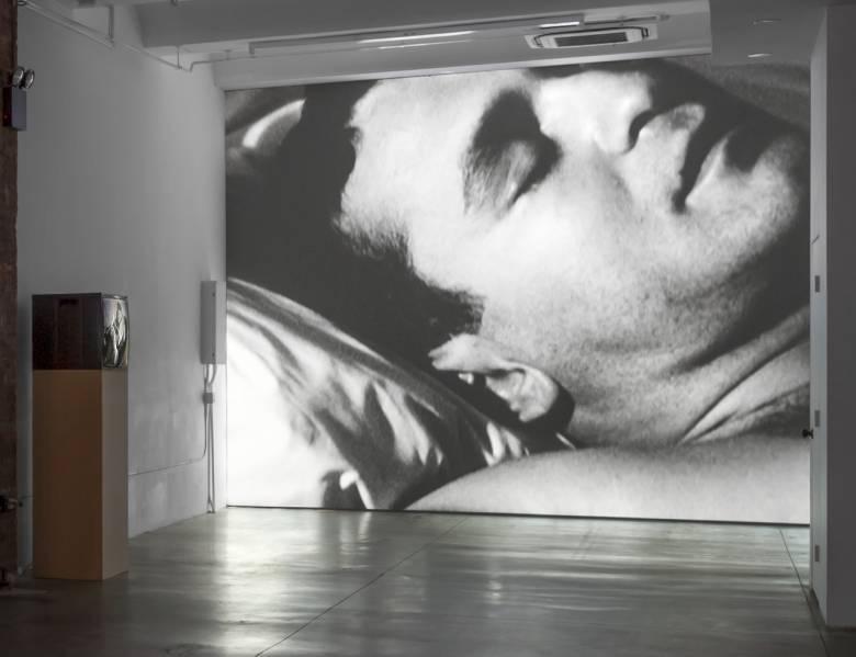 Andy Warhol: Sleep • Kép forrása: warholiana.com