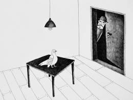 7. A szegény cigány és a galamb
